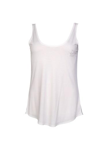 Hummel Kadın Atlet Aloise 910852-9003 Beyaz